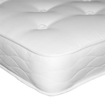 "DUVALAY SILVER DOUBLE MATTRESS 4'6"" X 6'3"""